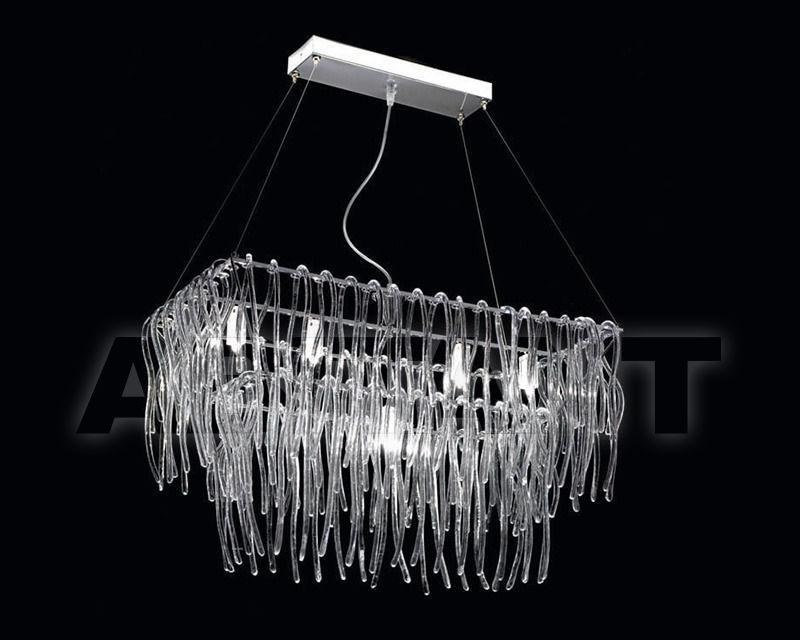 Купить Люстра Cremasco Illuminazione snc Opere Di Luce 5096/5S-CR-TR