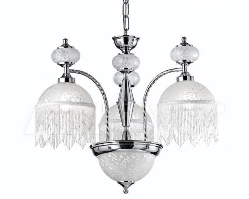 Купить Люстра Cremasco Illuminazione snc Opere Di Luce 656/3S-CR
