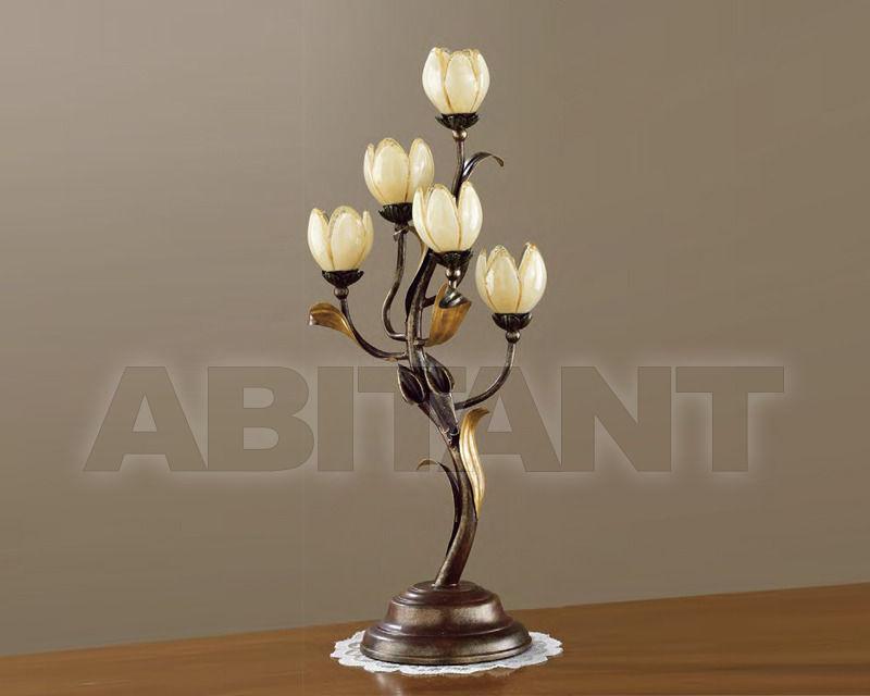 Купить Лампа настольная Epoca Lampadari snc  Epoca 2007 1383/LG5