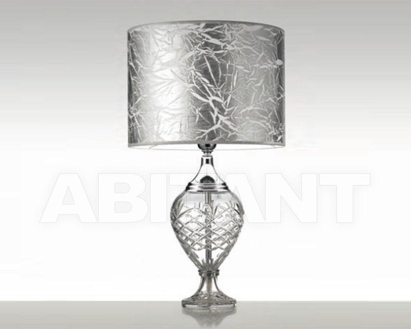 Купить Лампа настольная Cremasco Illuminazione snc Opere Di Luce 3010/1LU-CR