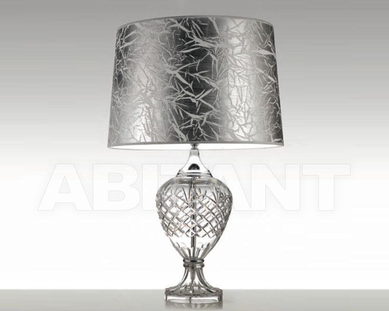 Купить Лампа настольная Cremasco Illuminazione snc Opere Di Luce 3011/1LA-CR
