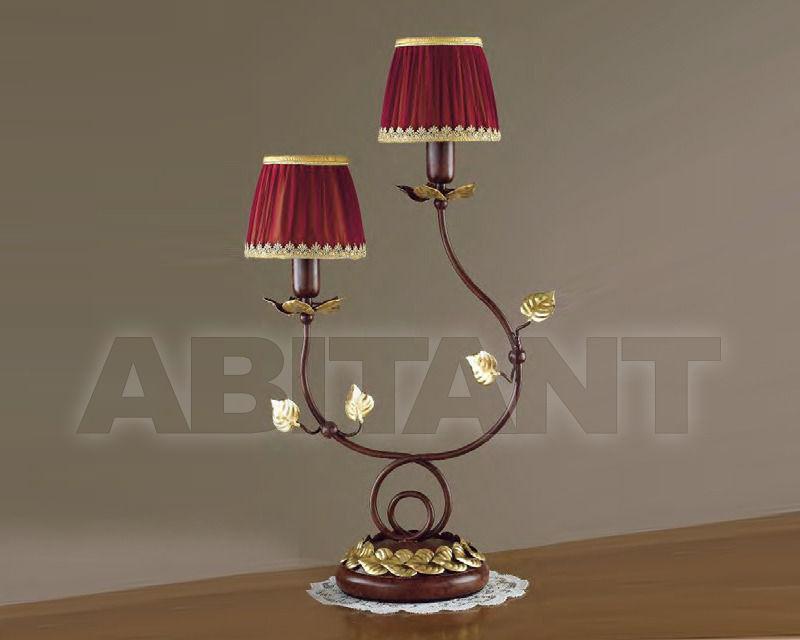 Купить Лампа настольная Epoca Lampadari snc  Epoca 2007 1369/LG2