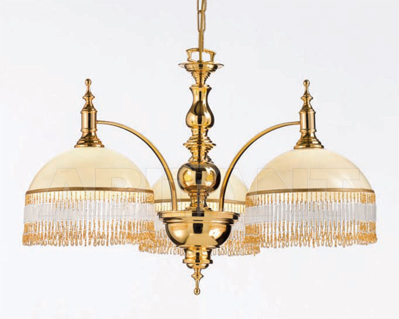Купить Люстра Cremasco Illuminazione snc Opere Di Luce 4072/3S-OL