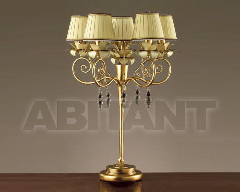 Купить Лампа настольная Epoca Lampadari snc  Epoca 2007 1376/LG5F