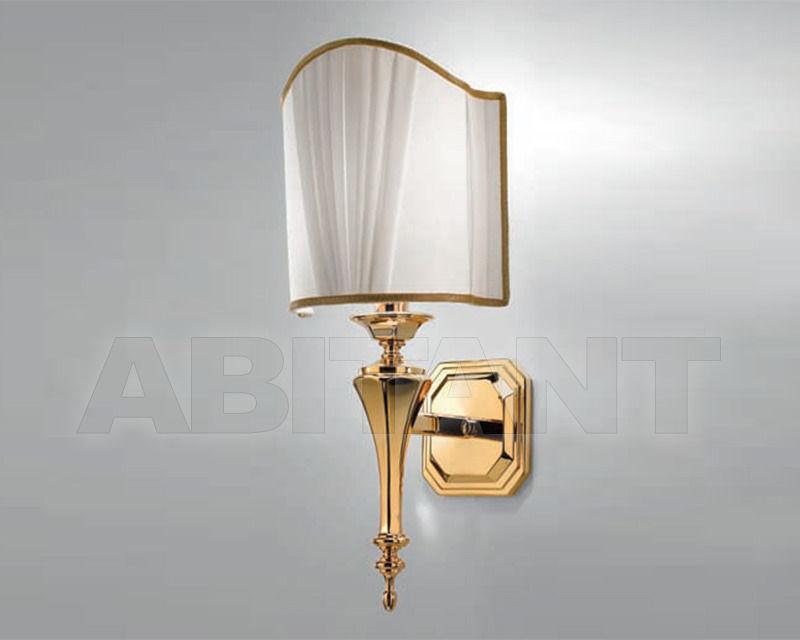 Купить Бра Cremasco Illuminazione snc Opere Di Luce 4077/1AP-OL