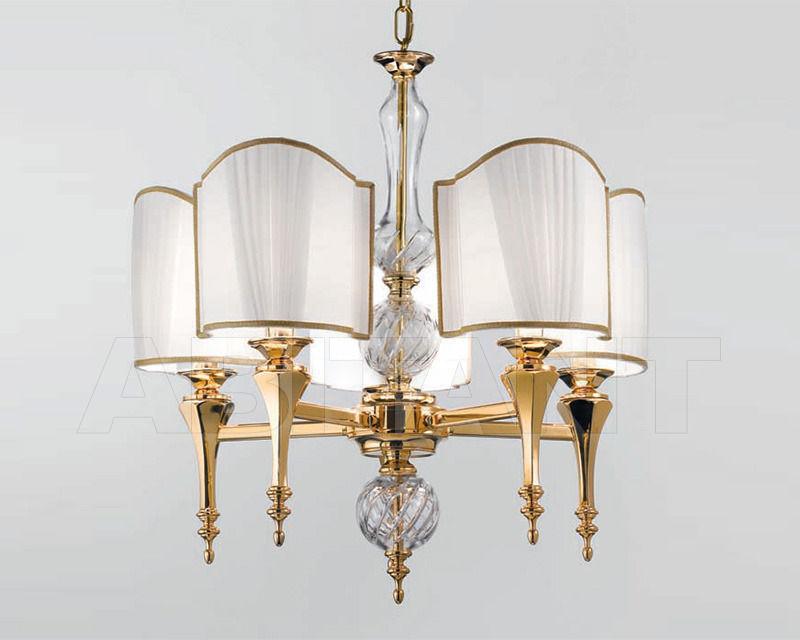 Купить Люстра Cremasco Illuminazione snc Opere Di Luce 4080/5S-OL