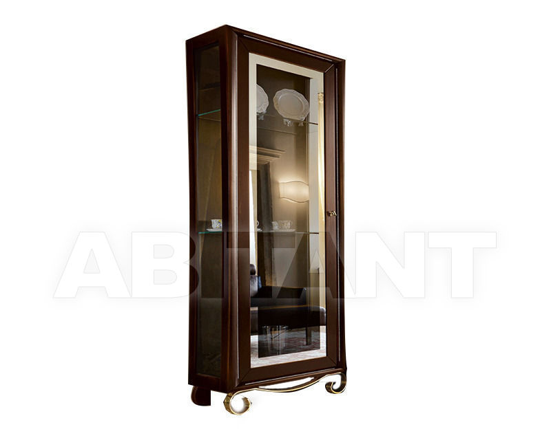 Купить Витрина Modo10 è un marchio Bianchini S.r.l.  Decor Luxury DCG3821K‐N