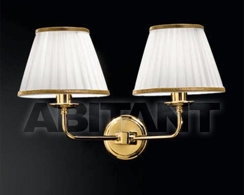 Купить Бра Cremasco Illuminazione snc Opere Di Luce 5081/2AP-OL-CON