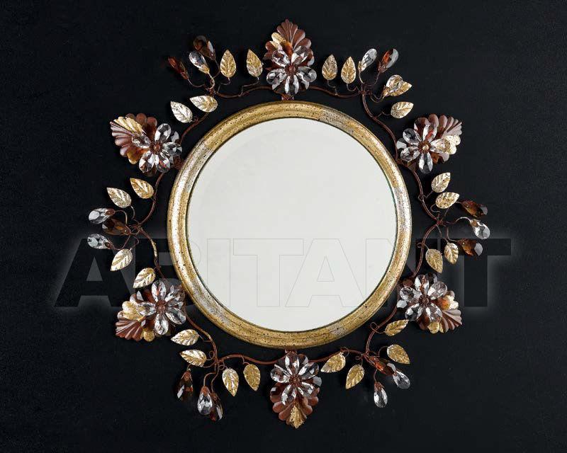Купить Зеркало настенное Epoca Lampadari snc  Epoca 2009 1394D80/SPEC