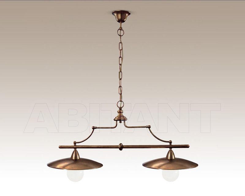 Купить Светильник Cremasco Illuminazione snc Vecchioveneto 0350/2S-BR-BOM 1