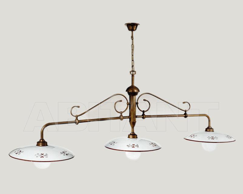 Купить Светильник Cremasco Illuminazione snc Vecchioveneto 0351/3S-BR-CE1-..