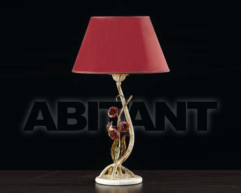 Купить Лампа настольная Epoca Lampadari snc  Epoca 2009 1400/LG1