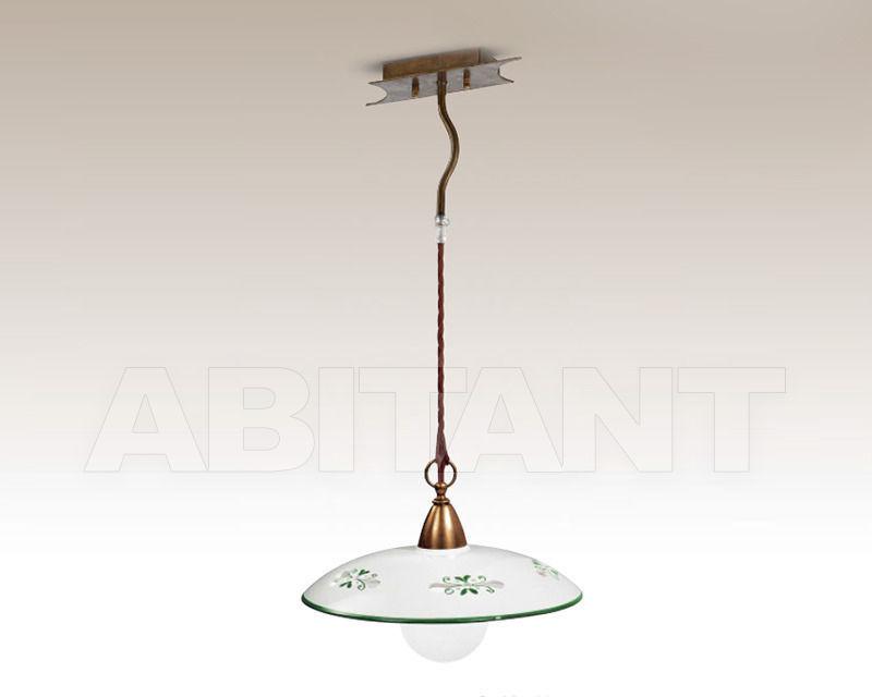 Купить Светильник Cremasco Illuminazione snc Vecchioveneto 0358/1S-GR-BR-CE1-..