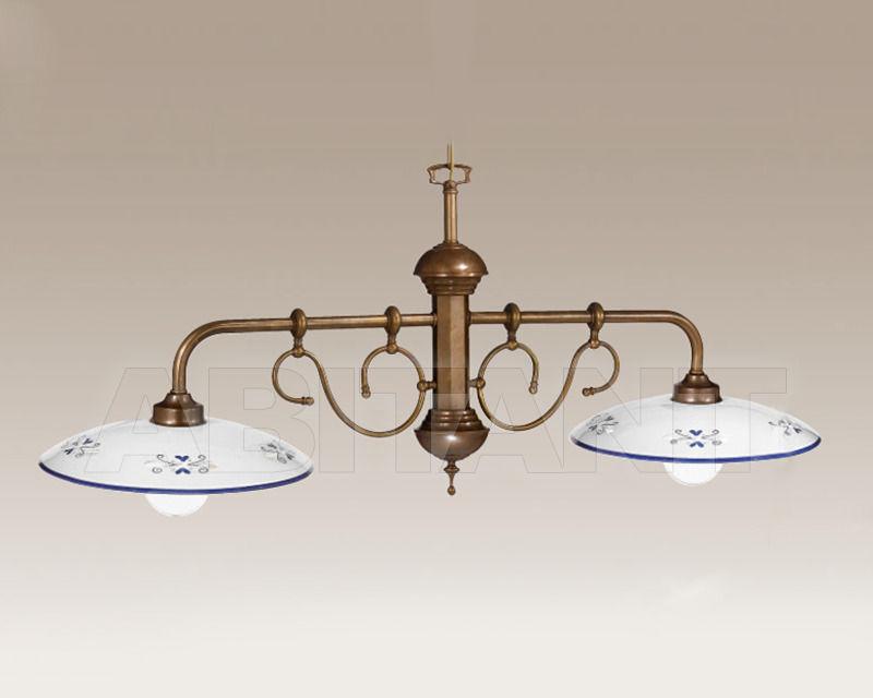 Купить Светильник Cremasco Illuminazione snc Vecchioveneto 0368/2S-PC-BR-CE1-..