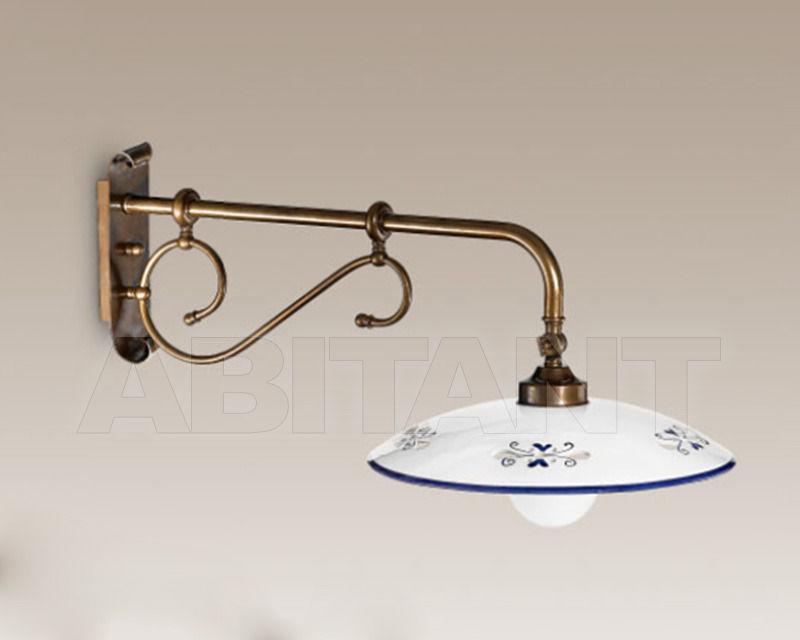 Купить Бра Cremasco Illuminazione snc Vecchioveneto 0369/1AP-MD-BR-CE1-..