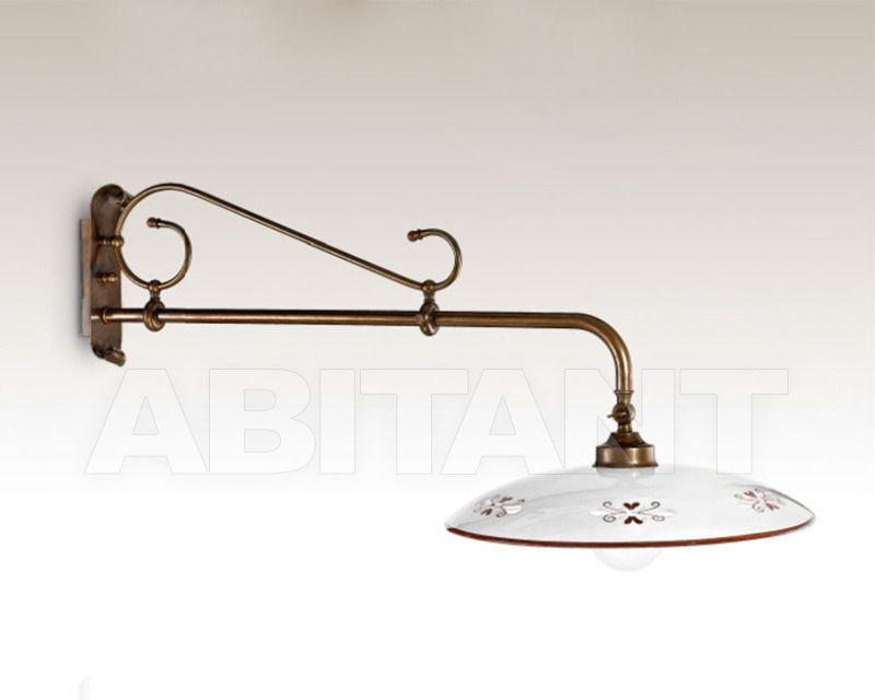 Купить Бра Cremasco Illuminazione snc Vecchioveneto 0372/1AP-GR-CE1-..