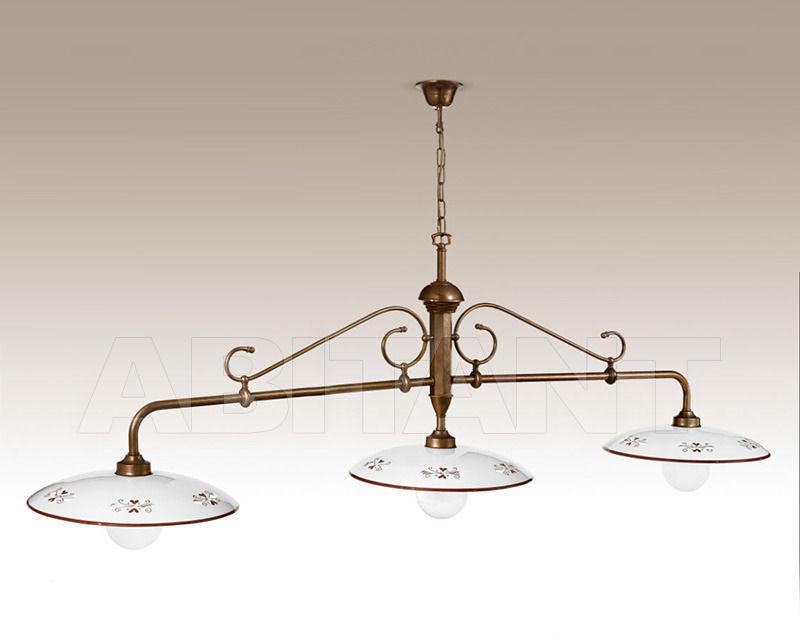 Купить Светильник Cremasco Illuminazione snc Vecchioveneto 0373/3S-GR-BR-CE1-..