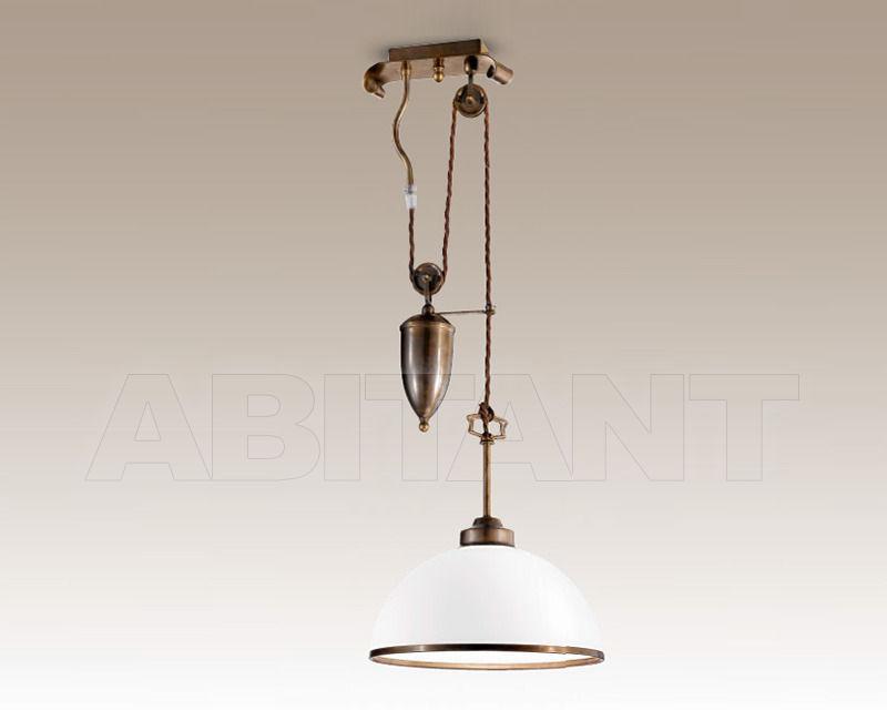 Купить Светильник Cremasco Illuminazione snc Vecchioveneto 0379/1S-BR-VE2-30-AV