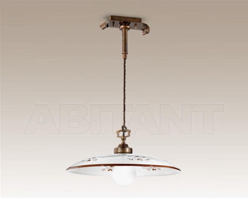 Купить Светильник Cremasco Illuminazione snc Vecchioveneto 0380/1S-BR-CE1-38-..