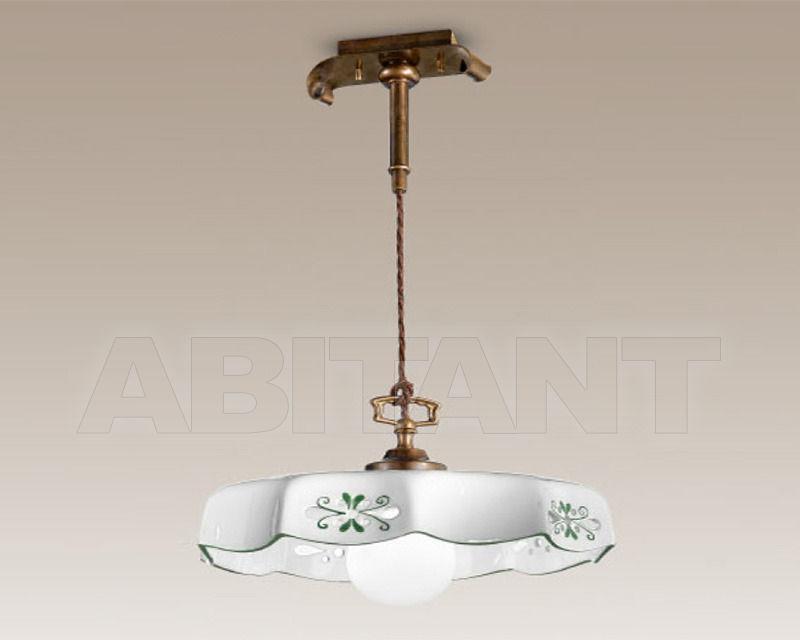 Купить Светильник Cremasco Illuminazione snc Vecchioveneto 0380/1S-BR-CE2-45-..