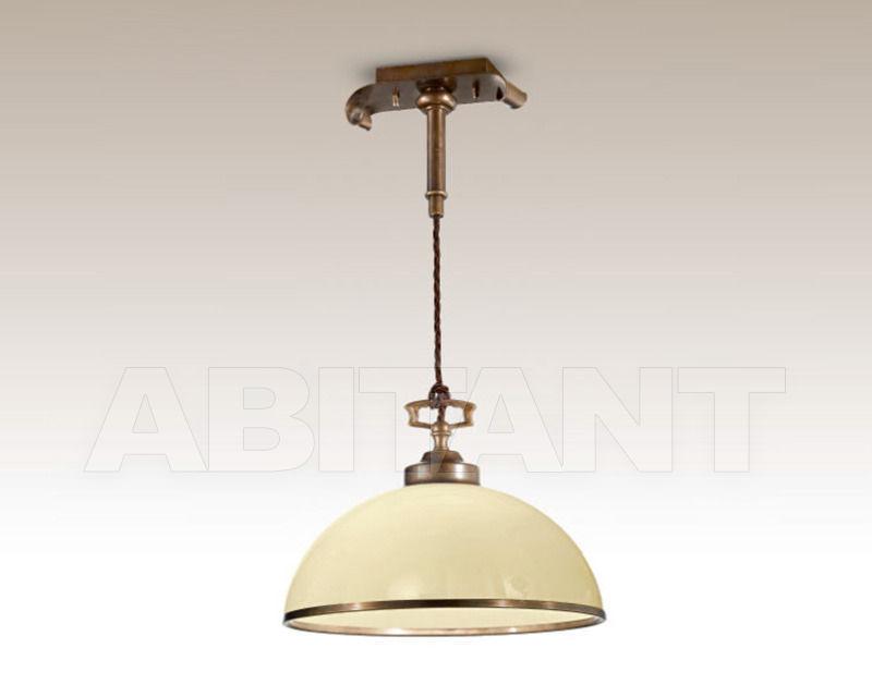 Купить Светильник Cremasco Illuminazione snc Vecchioveneto 0380/1S-BR-VE2-35-AV