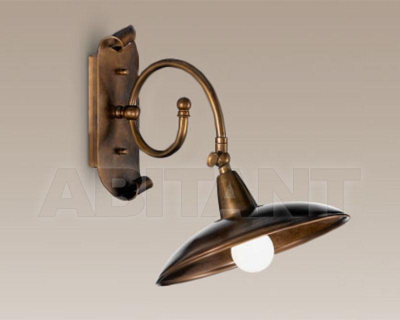 Купить Бра Cremasco Illuminazione snc Vecchioveneto 0385/1AP-BR-BOM