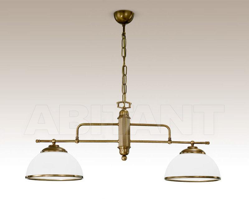 Купить Светильник Cremasco Illuminazione snc Vecchioveneto 0388/2S-BRSA-VE2-AV