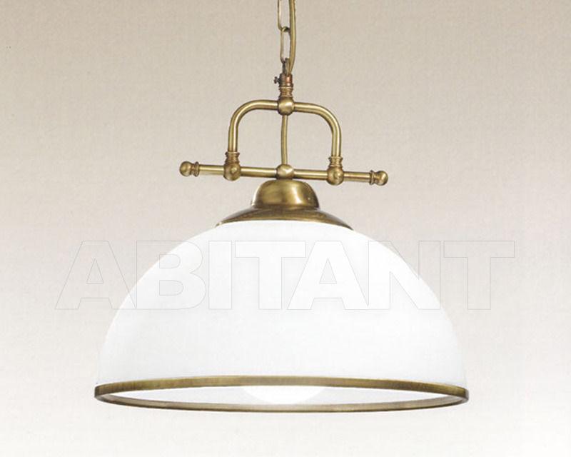 Купить Светильник Cremasco Illuminazione snc Vecchioveneto 0389/1S-MD-BRSA-VE2-BI