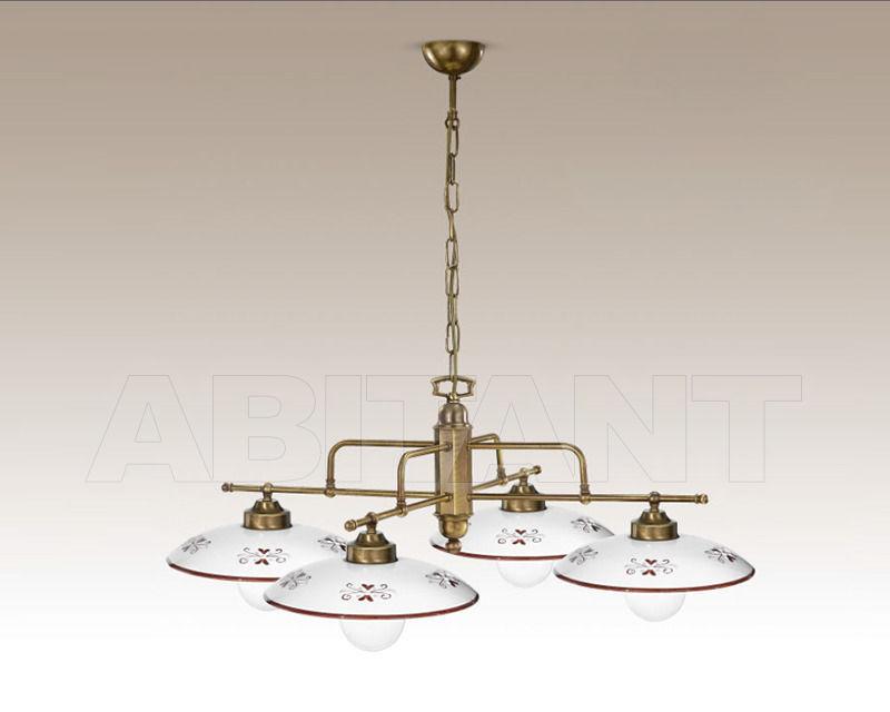 Купить Люстра Cremasco Illuminazione snc Vecchioveneto 0393/4S-BRSA-CE1-..