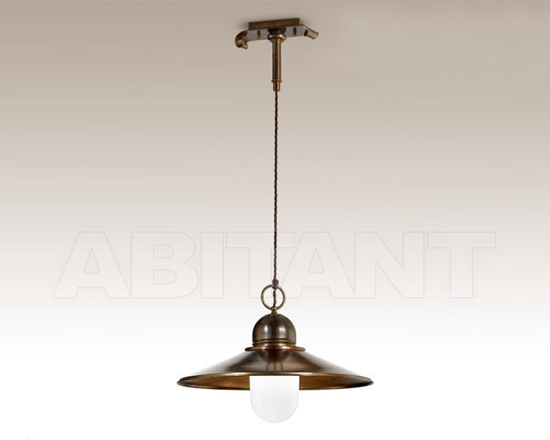 Купить Светильник Cremasco Illuminazione snc Vecchioveneto 0432/1S-BR-CON-36-..