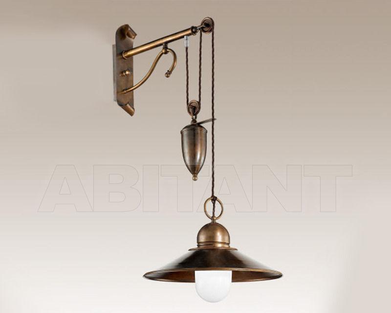 Купить Бра Cremasco Illuminazione snc Vecchioveneto 0433/1AP-BR-CON-36-..
