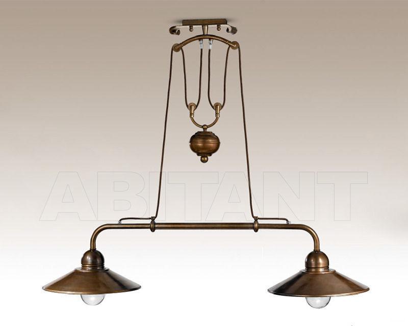 Купить Светильник Cremasco Illuminazione snc Vecchioveneto 0434/2S-CON-36-..