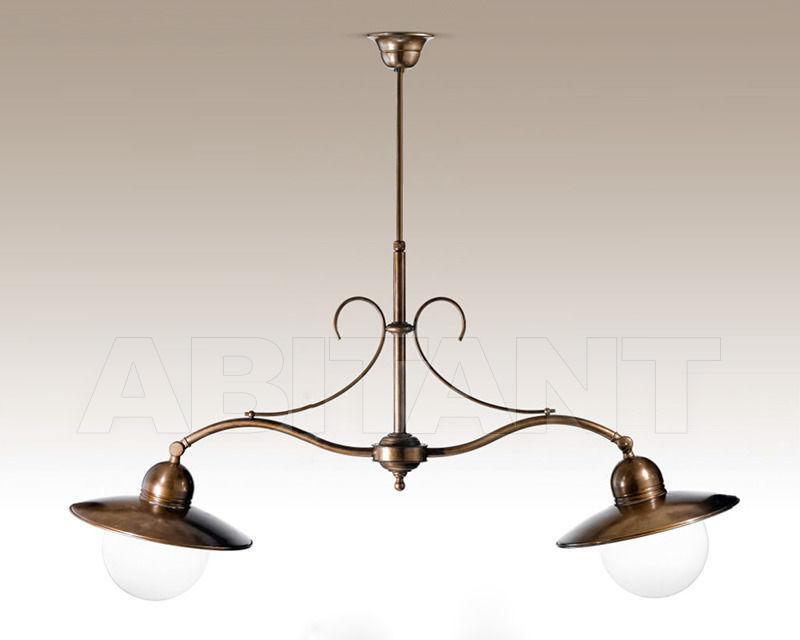 Купить Светильник Cremasco Illuminazione snc Vecchioveneto 0439/2S-BR-BOM-S18
