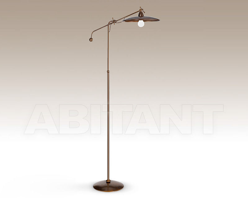 Купить Торшер Cremasco Illuminazione snc Vecchioveneto 0449/1P-BOM