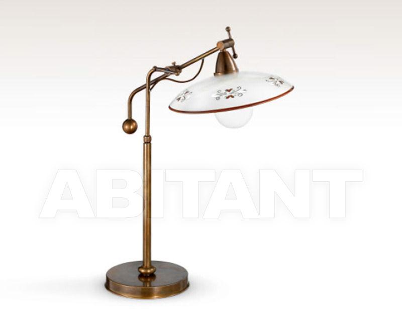 Купить Лампа настольная Cremasco Illuminazione snc Vecchioveneto 0450/1LA-CE1-..
