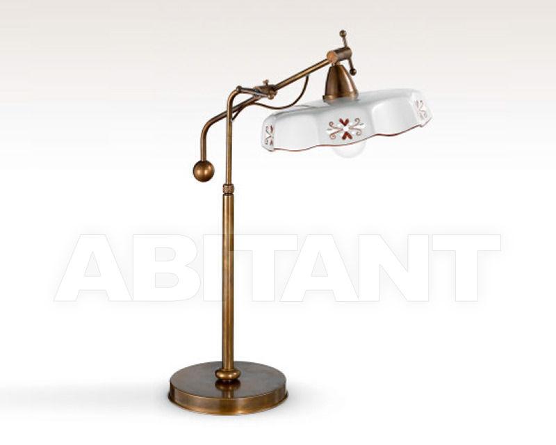 Купить Лампа настольная Cremasco Illuminazione snc Vecchioveneto 0450/1LA-CE2-..