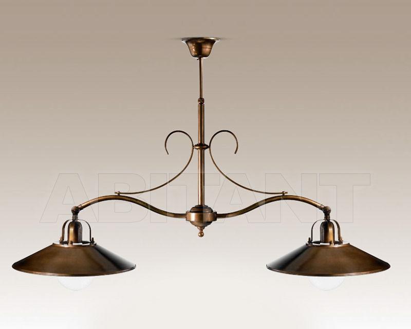 Купить Светильник Cremasco Illuminazione snc Vecchioveneto 0413/2S-BR-BOM  1