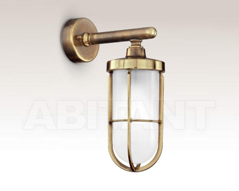 Купить Фонарь Cremasco Illuminazione snc Vecchioveneto 0160/1AP-BR