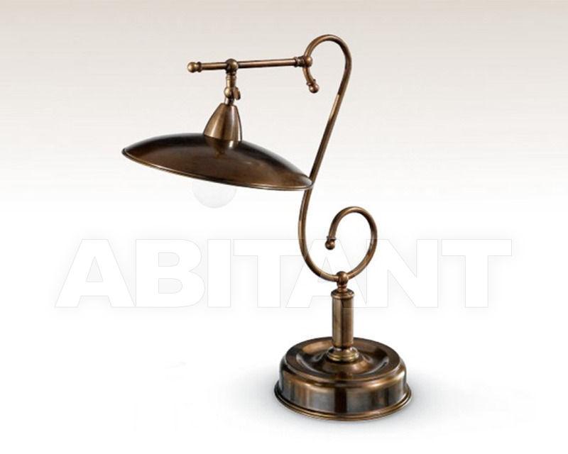 Купить Лампа настольная Cremasco Illuminazione snc Vecchioveneto 0374/1LA-CON