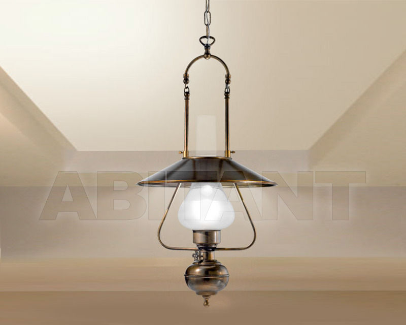 Купить Светильник Cremasco Illuminazione snc Vecchioveneto 0417/1S-BR-CON
