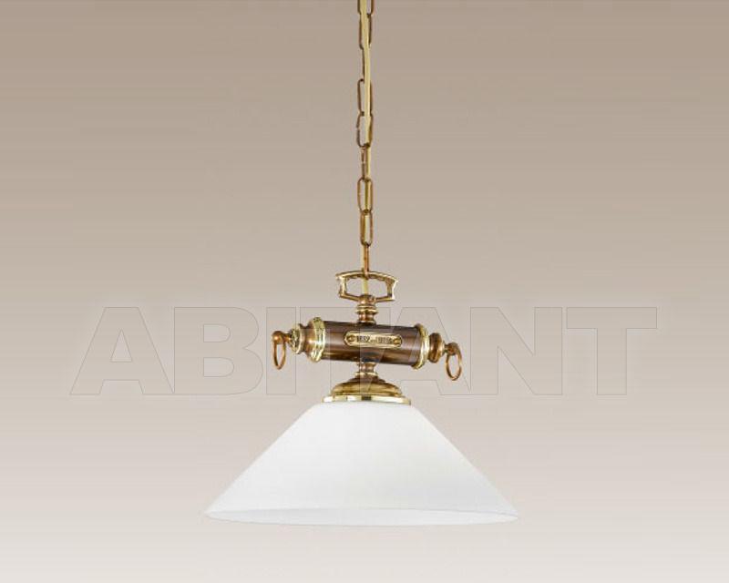 Купить Светильник Cremasco Illuminazione snc Vecchioveneto 0483/1S-BRSF-VE4-32
