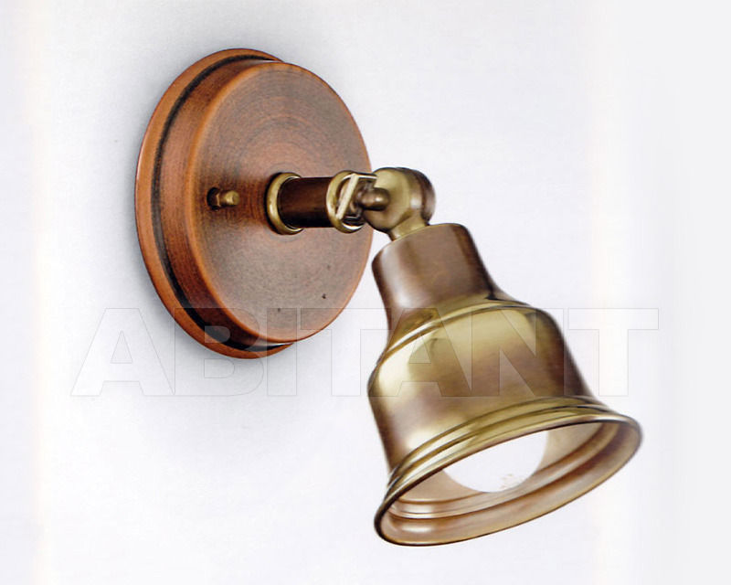Купить Бра Cremasco Illuminazione snc Vecchioveneto 0487/1AP-BRSA