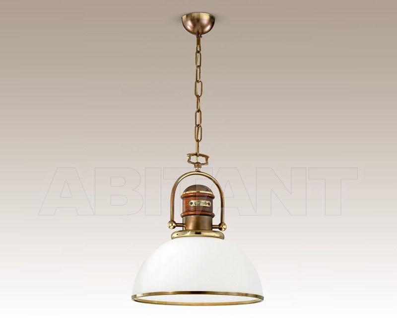 Купить Светильник Cremasco Illuminazione snc Vecchioveneto 0494/1S-BRSF-BI