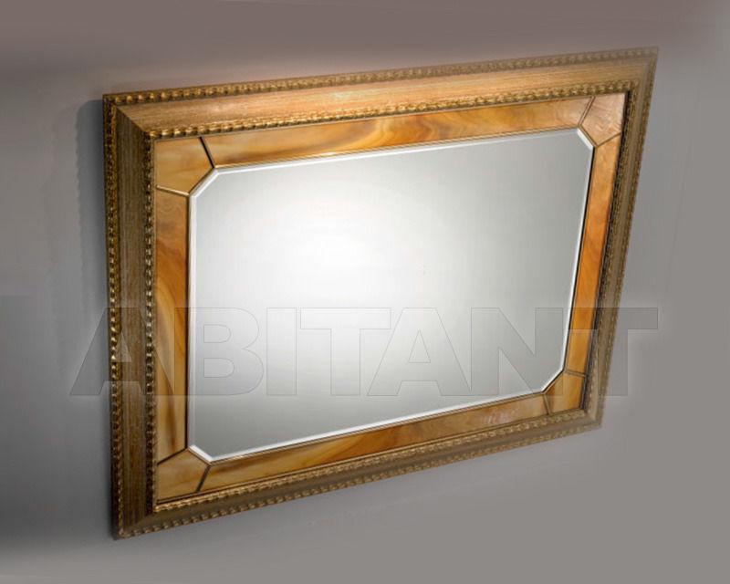 Купить Зеркало настенное Cremasco Illuminazione snc Vecchioveneto SPECCHIO 001-GR-BE