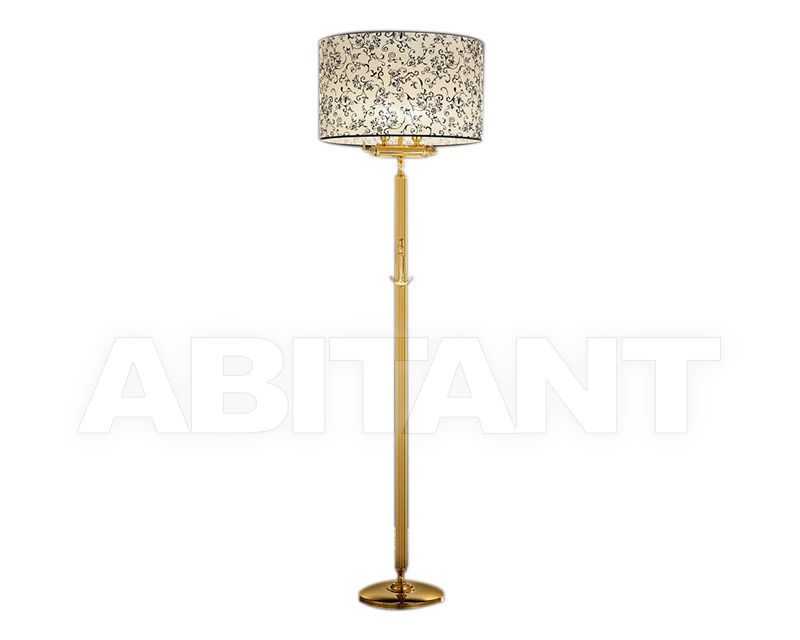 Купить Торшер Cremasco Illuminazione snc Vecchioveneto 0534/2P-OL