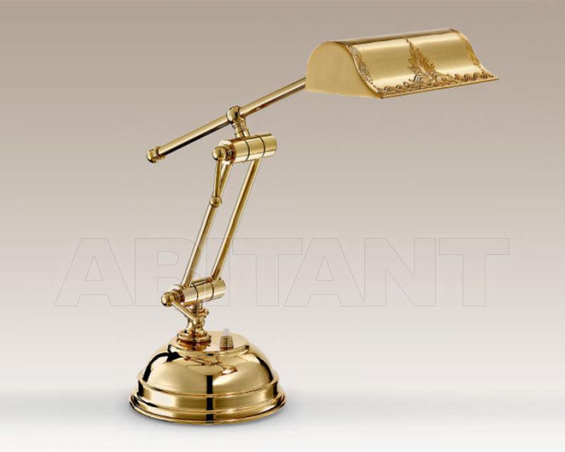 Купить Лампа настольная Cremasco Illuminazione snc Vecchioveneto 1864/1LU-OL