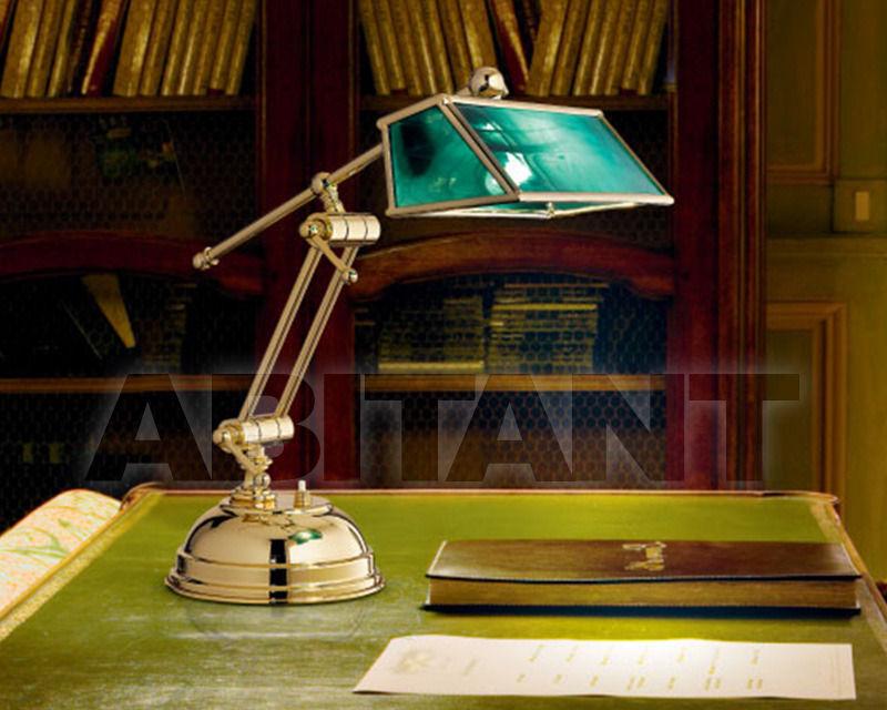 Купить Лампа настольная Cremasco Illuminazione snc Vecchioveneto 1866/1LU-OL-VE
