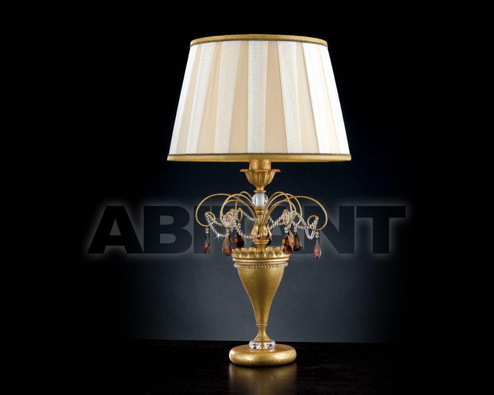 Купить Лампа настольная Epoca Lampadari snc  Epoca 2011 1418/LG1