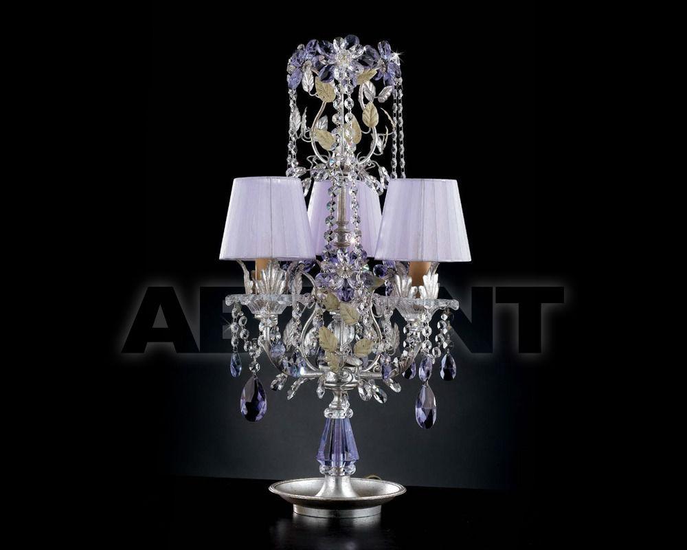 Купить Лампа настольная Epoca Lampadari snc  Epoca 2011 1413/LG3