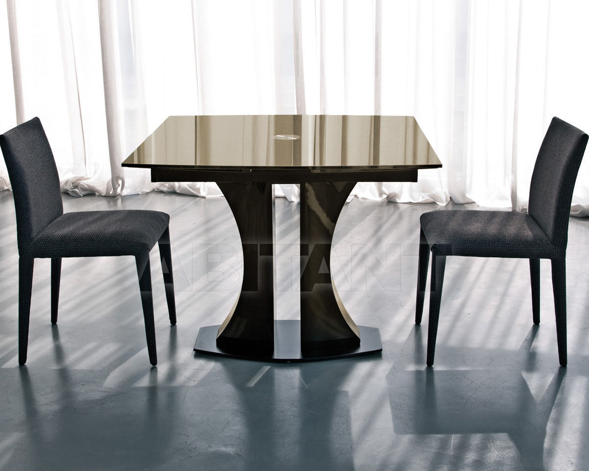 Купить Стол обеденный TU-BE Invetro Tavoli Da Pranzo 10080